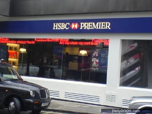HSBC Premier - Mayfair