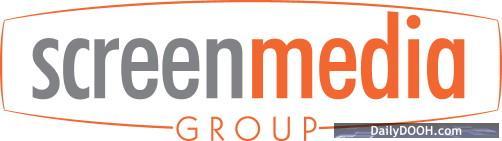 Screen Media Group Logo