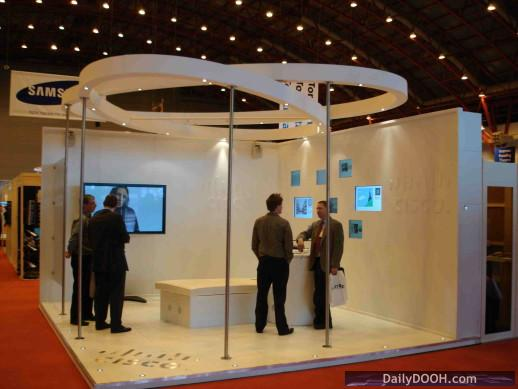 Cisco Stand at ISE