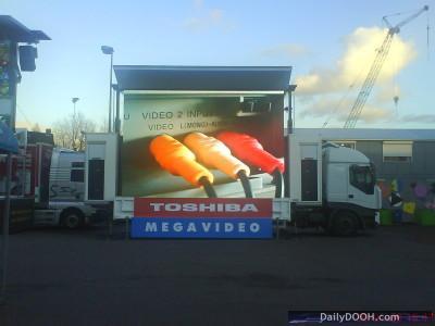 Toshiba Lorry