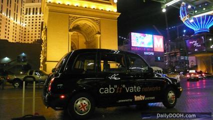 Cabtivate in Vegas