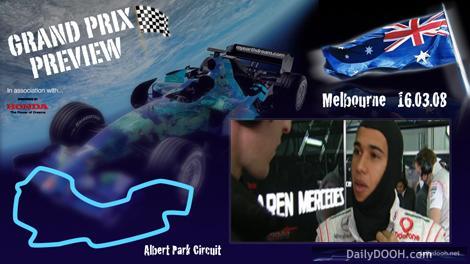 Grand Prix Review Australia