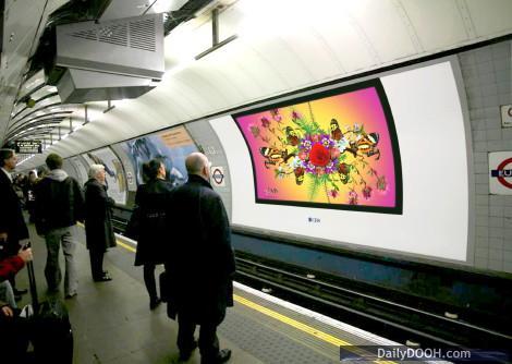 Alive At Euston Station
