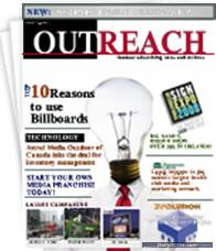 Great Outdoor Network newsletter cover