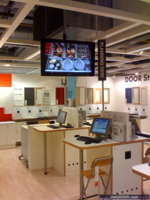 IKEA kitchen department