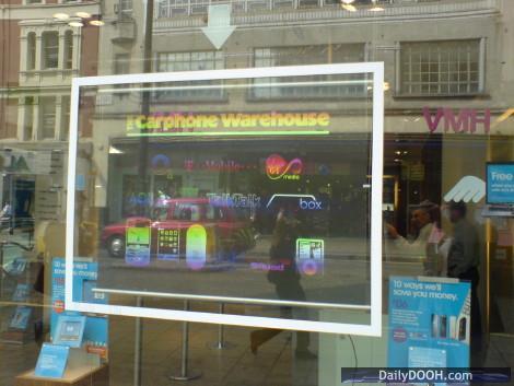 Carphone Warehouse, Oxford Street