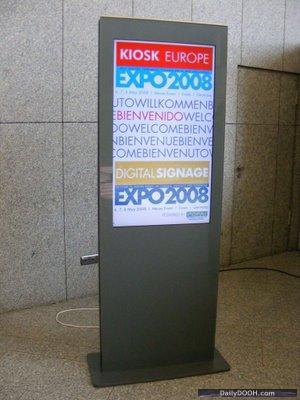 Kiosk Europe Expo 2008