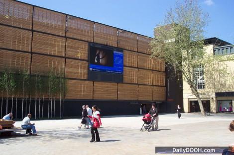 big screen swindon