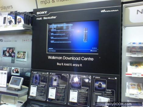 Sony Dixons Retail LHR T3