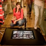 LevelVision Floor Mounted Displays