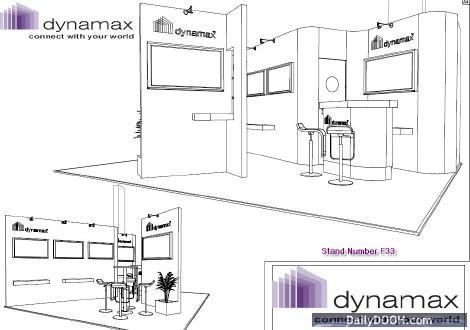 dynamax-f33-stand