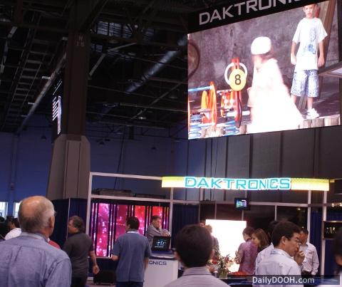 Daktronics NAB 6mm LED