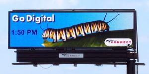 connect digital billboard