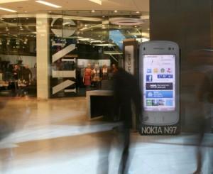 Bondi Junction, Nokia N97, August 2009