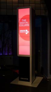 mt digital column