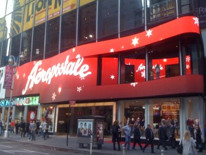 Aeropostale Flagship store-Front
