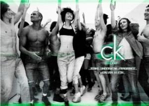 CK One Print Ad Thumbnail Pic