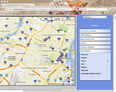DailyDOOH » Blog Archive » OOH Data Mapping Made Easy