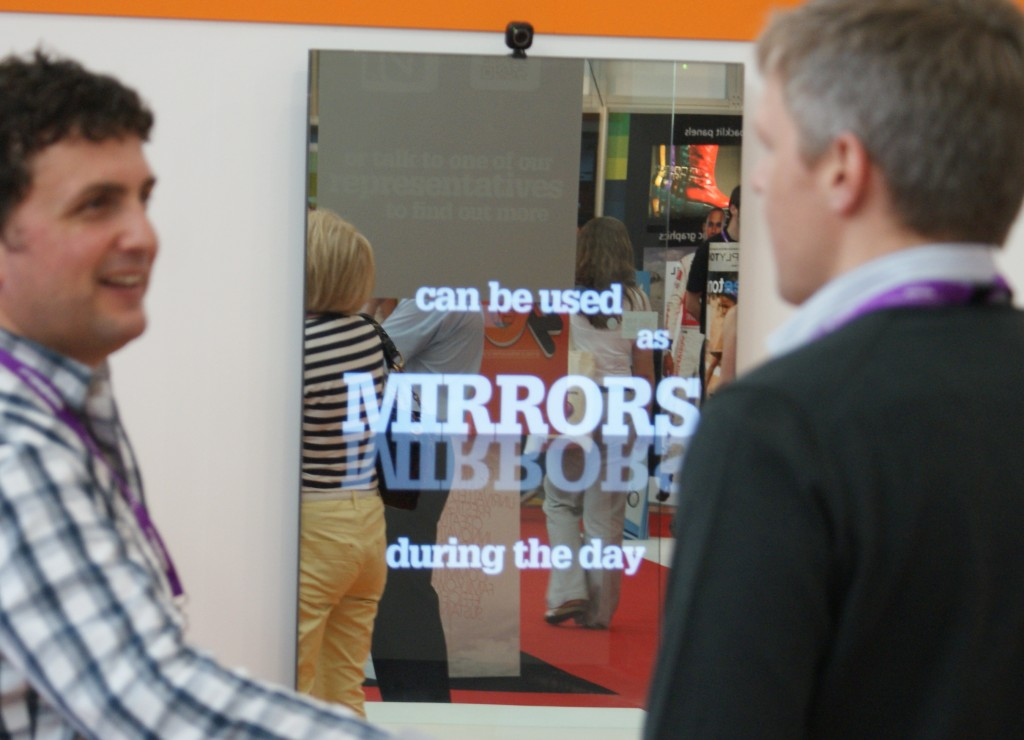 Dailydooh blog archive mwlive2012 mediazest s mirror - Mirror screen ...