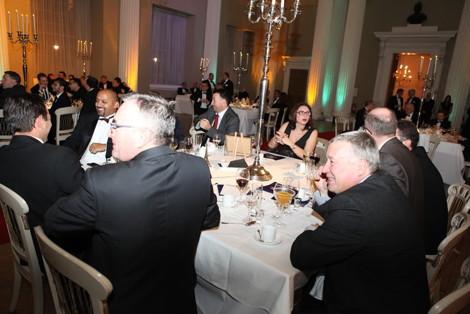 Gala Awards 2012 Seating