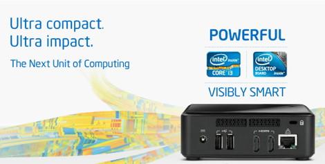Intel NUC 470