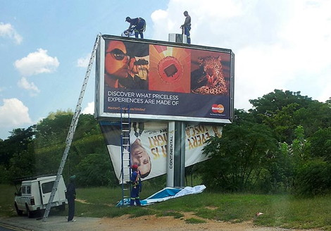 Pistorius Billboard
