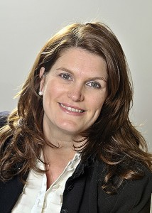 Sarah Parkes, who has been appointed MD
