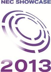 NECshowcase Logo
