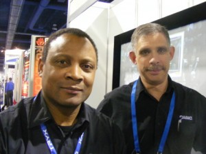 Carlisle Robertson and Michael Powers