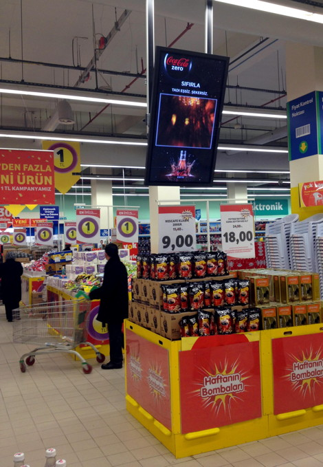 digiboard tesco turkey 65