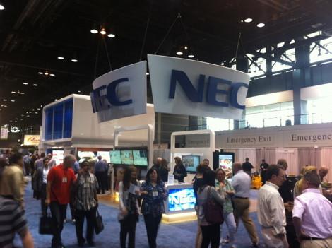 NRASHOW NEC Stand