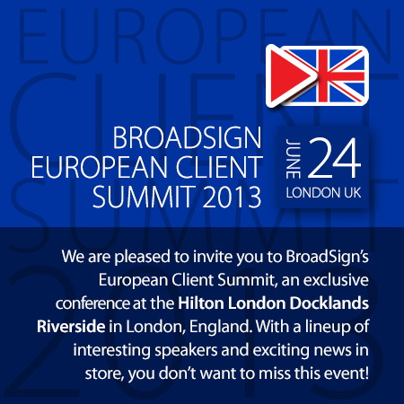 broadsign euro summit graphic
