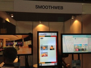 dsj smoothweb booth