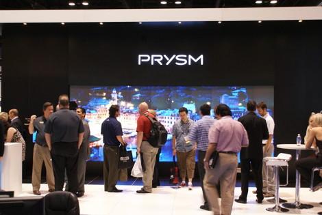 prysm at infocomm13