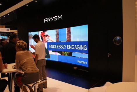 prysm endlessly engaging