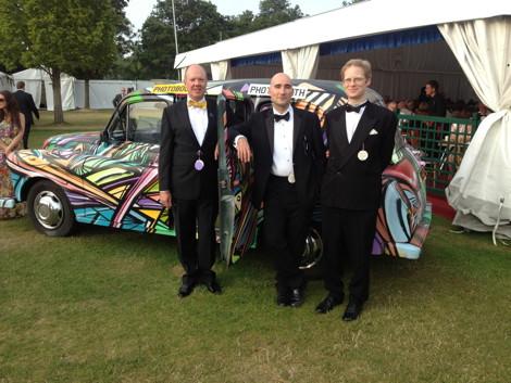 henley festival 2013 taxi 2