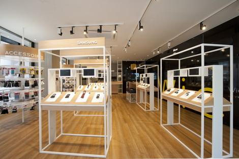 SmartSpot Antwerp interior