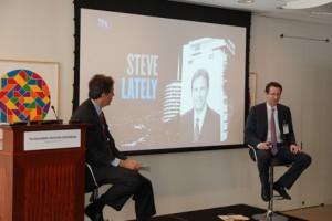 Steve Nesbit in conversation with Mark Boidman