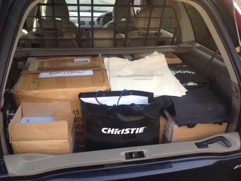 DDGA 2013 Full Car