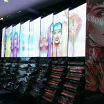 Mirror reflections bring Sephora's content to life with a fantastic Kaleidoscope effect