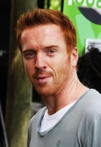 good looking ginger man