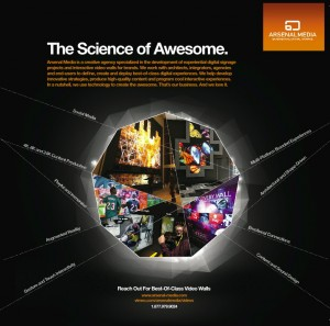 Arsenal Media. The Science of Awesome