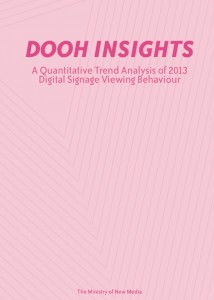 DOOH Insights DS Viewing Front Cover