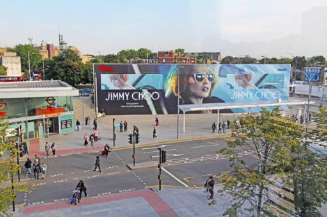 Jimmy Choo The Wall