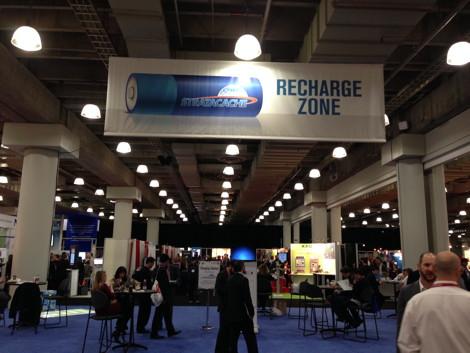 nrf14 stratacache recharge zone