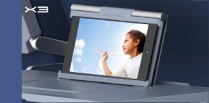 SmartTray X3 for Airlines' own devices