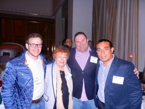 Eduardo Alvarenga, Elemidia, Brazil; Gail Chiasson; Arnold Correia, Atmo Digital, Brazil; Marco Munoz, OnTheSpot, Brazil