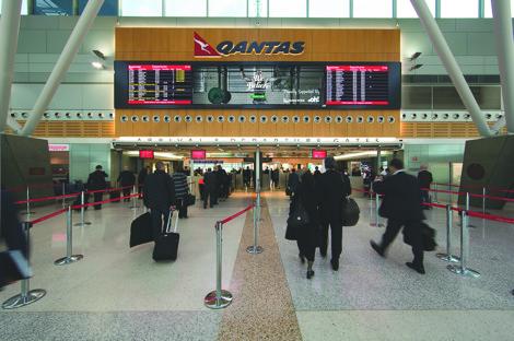 Sochi - Qantas Longreach