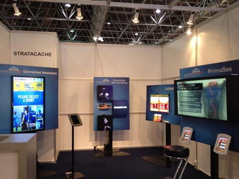 euroshop stratacache booth