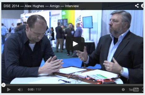Amigo CohenOnContent Video Interview